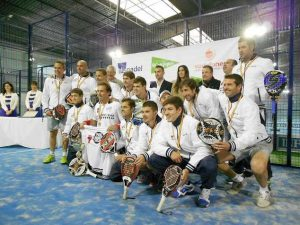 Pádel People Torrelodones, campeón masculino 2013
