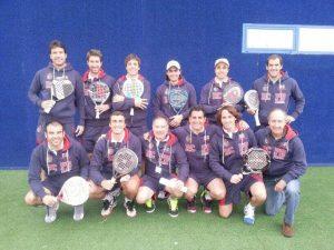 Club de Tenis Barcelona, subcampeón masculino equipos 2013