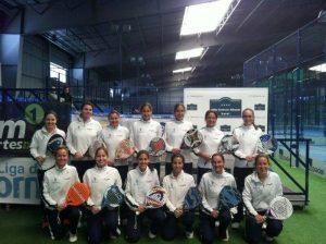 Real Zaragoza Club de Tenis, subcampeón femenino por equipos 2013