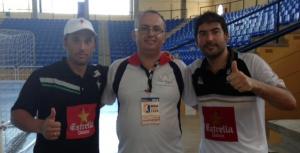 Matías Díaz con Cristian Gutiérrez y psicologiadelpadel.com