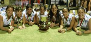 Equipo de Argentina Campeón del Mundo Femenino 2012